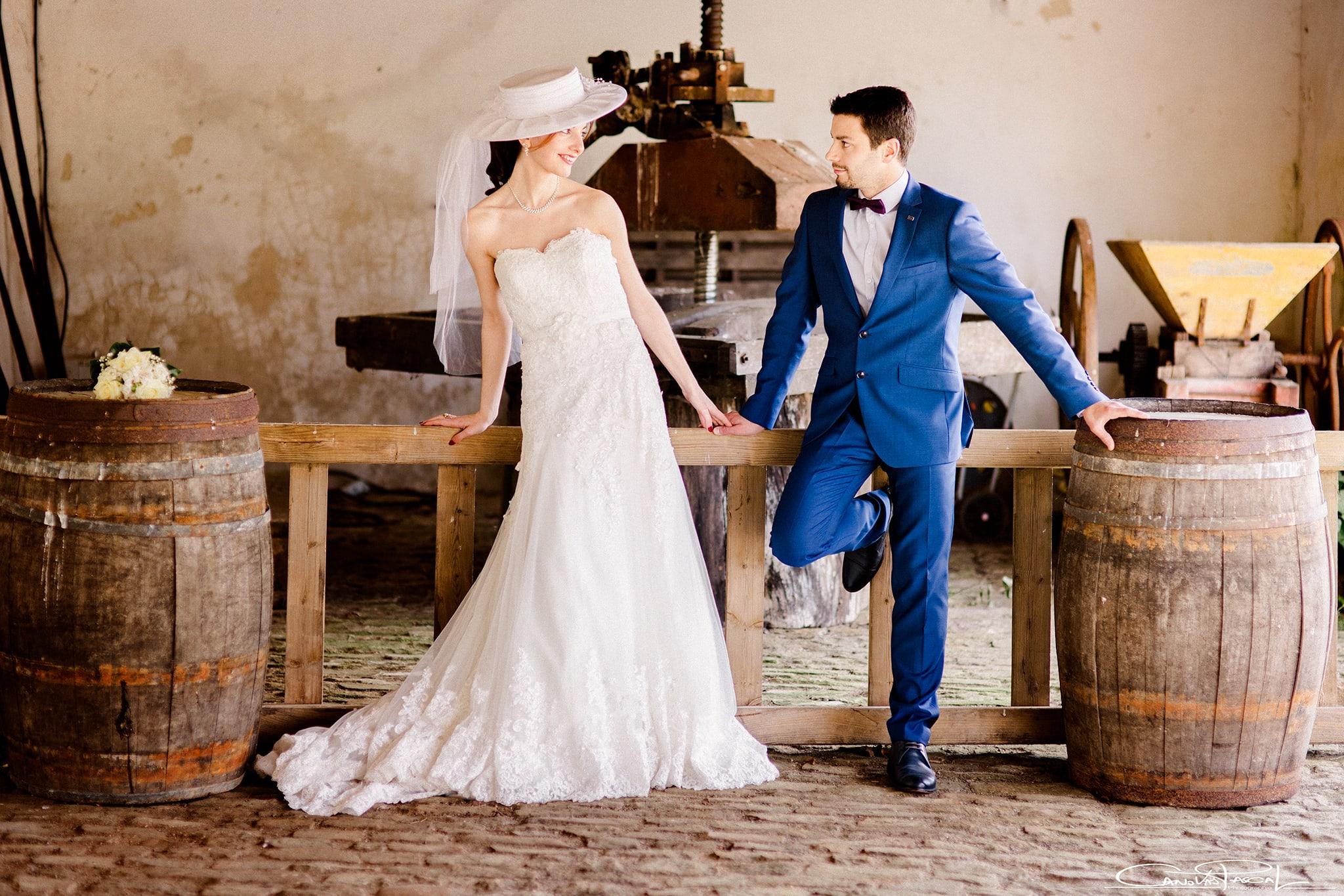 Mariage carmen et yohann quimperlé